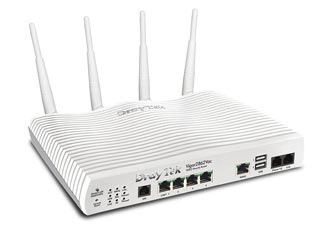 DrayTek Vigor 2862Vac VDSL2/ADSL2+ (Annex A) Εικόνα 1