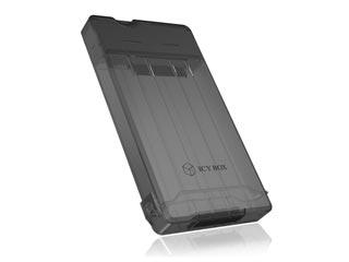 RaidSonic Icy Box External USB 3.1 Type-C enclosure for 2.5 HDD/SSD [IB-235-C31] Εικόνα 1