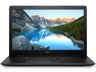 Dell G3 17 (3779) - i7-8750H - 8GB - 1TB + 128GB SSD - GTX 1050 Ti 4GB - Win 10 - Black [471393789O] Εικόνα 1
