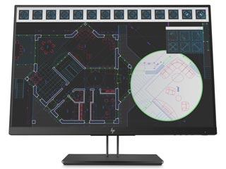 HP Z24i G2 23.8¨ Wide LED IPS [1JS08A4] Εικόνα 1