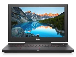 Dell G5 15 (5587) - i7-8750H - 8GB - 1TB HDD + 128GB SSD - GTX 1050 Ti 4GB - Win 10 - Black [5587-0931E] Εικόνα 1