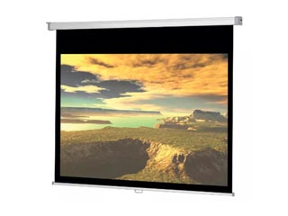 Ligra Cineroll 2 Self-Locking Projection Screen 244x201cm [143884] Εικόνα 1