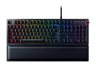 Razer Huntsman Elite Opto-Mechanical Gaming Keyboard [RZ03-01870100-R3M1] Εικόνα 1