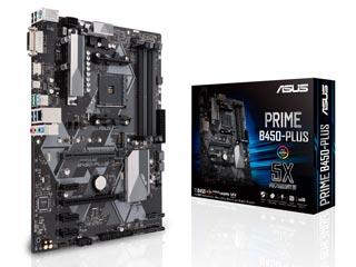 Asus Prime B450-Plus [90MB0YN0-M0EAY0] Εικόνα 1