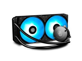 Deepcool Liquid CPU Cooler Maelstrom 240 RGB Εικόνα 1
