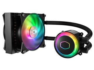 Cooler Master MasterLiquid ML120R RGB Liquid CPU Cooler [MLX-D12M-A20PC-R1] Εικόνα 1
