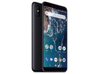 Xiaomi Mi A2 64GB / 4GB Dual Sim - Black [MiA2DS64GBK] Εικόνα 1