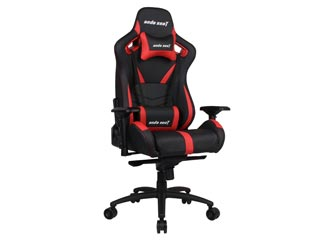 Anda Seat Gaming Chair AD12 - Black / Red [AD12-03-BR-PV] Εικόνα 1