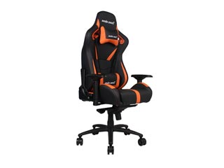 Anda Seat Gaming Chair AD12 - Black / Orange [AD12-03-BO-PV] Εικόνα 1