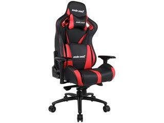 Anda Seat Gaming Chair AD12XL - Black / Red [AD12XL-03-BR-PV-R01] Εικόνα 1