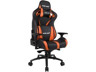 Anda Seat Gaming Chair AD12XL - Black / Orange [AD12XL-03-BO-PV-O01] Εικόνα 1