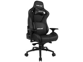 Anda Seat Gaming Chair AD12XL - Black [AD12XL-03-B-PV-B01] Εικόνα 1
