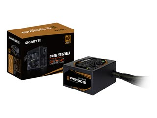 Gigabyte Power Supply GP-P650B 650W 80+ Bronze Εικόνα 1