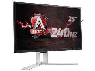AOC AGON AG251FZ Full HD 24.5¨ Full HD Wide LED 240Hz - AMD FreeSync Εικόνα 1