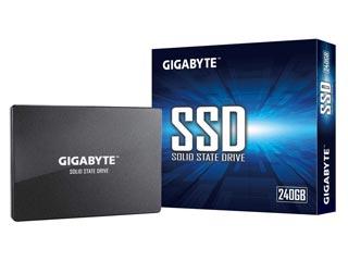 Gigabyte 240GB SSD 2.5 SATA III [GP-GSTFS31240GNTD] Εικόνα 1
