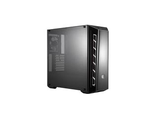 Cooler Master MasterBox MB520 Windowed Mid-Tower Case - White Trim [MCB-B520-KANN-S02] Εικόνα 1