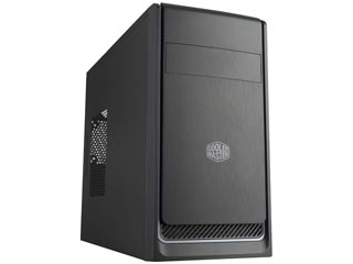 Cooler Master MasterBox E300L Mini-Tower Case - Silver Trim [MCB-E300L-KN5N-B02] Εικόνα 1