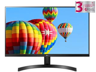 LG Electronics 27MK600M-B Full HD 27¨ Borderless Wide LED IPS - AMD FreeSync Εικόνα 1