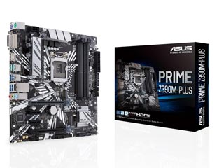 Asus Prime Z390M-Plus [90MB0Z60-M0EAY0] Εικόνα 1