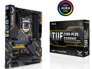 Asus TUF Z390-Plus Gaming WiFi [90MB0Z90-M0EAY0] Εικόνα 1