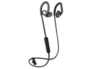 Plantronics Backbeat Fit 350 Wireless Bluetooth Earbuds - Black / Grey [212343-99] Εικόνα 1