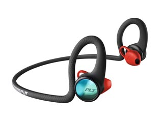 Plantronics Backbeat Fit 2100 Wireless Bluetooth Headphones - Black [212200-99] Εικόνα 1