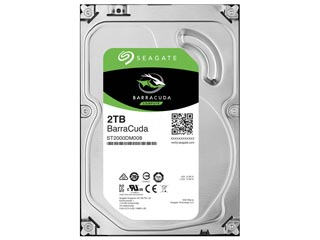 Seagate 2TB BarraCuda Compute SATA III [ST2000DM008] Εικόνα 1