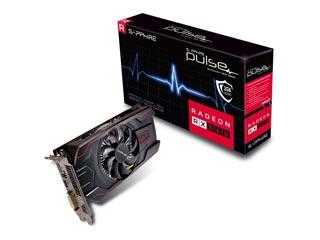 Sapphire Radeon RX 560 Pulse 2GB [11267-19-20G] Εικόνα 1