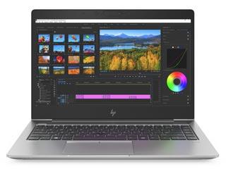 HP ZBook 14u G5 Mobile Workstation - i7-8550U - 8GB - 256GB SSD - AMD Radeon Pro WX3100 2GB - Win 10 Pro [2ZB99EA] Εικόνα 1