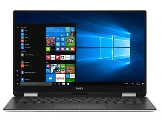 Dell XPS 13 (9365) 2-in-1 Tablet PC - i5-8200Y - 8GB - 256GB SSD - Win 10 - Touch - Silver [XPS13I5-8200Y8256W] Εικόνα 1