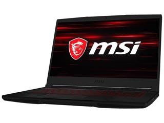 MSI Notebook i7-8750H - 16GB - 1TB + 256GB SSD - GTX 1050 Ti 4GB - Win 10 [GF63  8RD-050NL] Εικόνα 1