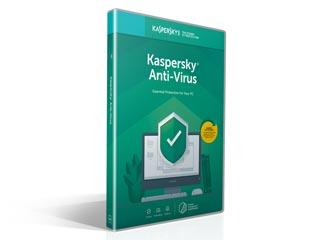 Kaspersky Antivirus 2019 (3 Licences, 1 Year) [KL1171X5CFS] Εικόνα 1