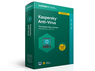 Kaspersky Antivirus 2019 Renewal (1 Licence, 1 Year) [KL1171X5AFR] Εικόνα 1