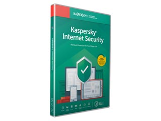 Kaspersky Internet Security Multi Device 2019 (1 Licence, 1 Year) [KL1939X5AFS] Εικόνα 1
