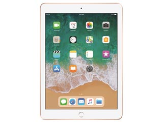 Apple iPad 9.7 (2018) 128GB Wi-Fi - Gold [MRJP2FD] Εικόνα 1