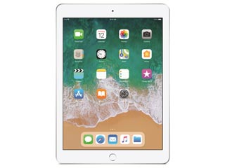Apple iPad 9.7 (2018) 32GB LTE - Silver [MR702FD] Εικόνα 1