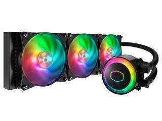 Cooler Master MasterLiquid ML360R RGB Liquid CPU Cooler [MLX-D36M-A20PC-R1] Εικόνα 1