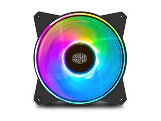 Cooler Master MasterFan MF120R Addressable RGB Fan [R4-120R-20PC-R1] Εικόνα 1