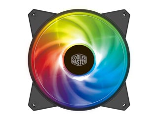 Cooler Master MasterFan MF140R Addressable RGB Fan [R4-140R-15PC-R1] Εικόνα 1