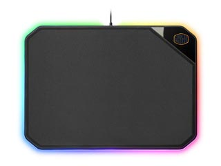Cooler Master MasterAccessory MP860 RGB Dual-Sided Gaming Mouse Pad [MPA-MP860-OSA-N1] Εικόνα 1