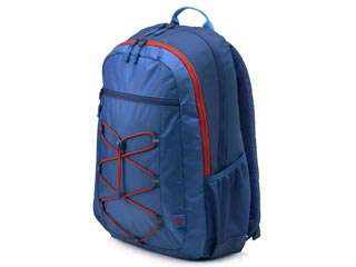 HP 15.6¨ Active Backpack - Blue / Red [1MR61AA] Εικόνα 1