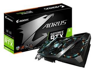 Gigabyte AORUS GeForce RTX 2080 Ti 11G [GV-N208TAORUS-11GC] Εικόνα 1