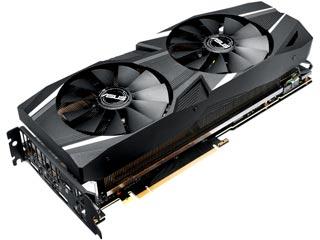 Asus GeForce RTX 2070 Dual Advanced 8GB [90YV0C85-M0NA00] Εικόνα 1