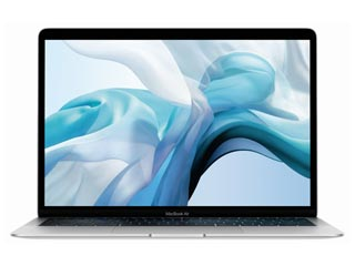 Apple MacBook Air 13.3 - i5-8210Y Retina Display - 8GB - 128GB SSD - Silver [MREA2] Εικόνα 1