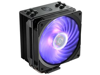 Cooler Master CPU Cooler Hyper 212 RGB Black Edition [RR-212S-20PC-R1] Εικόνα 1
