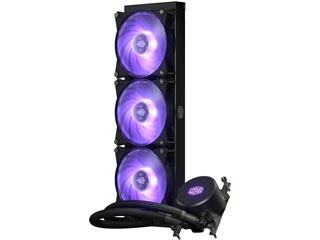 Cooler Master MasterLiquid ML360 RGB Liquid CPU Cooler - TR4 Edition [MLX-D36M-A20PC-T1] Εικόνα 1