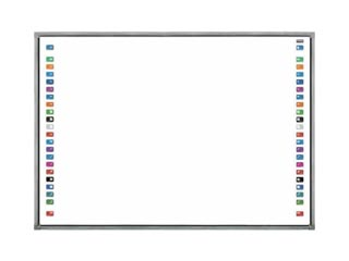 Classboard Interactive Whiteboard IB-82T 78.9¨ 10p Multitouch [IB-82T] Εικόνα 1