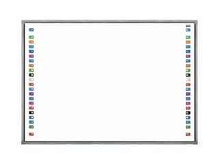 Classboard Interactive Whiteboard IB-63T 60.4¨ 10p Multitouch [IB-63T] Εικόνα 1