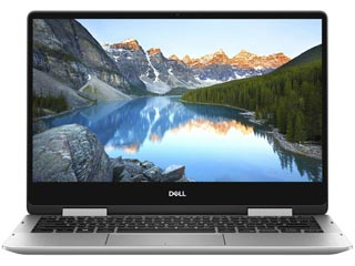 Dell Inspiron 13 2-in-1 (7386) - i5-8265U - 8GB - 256GB SSD - Win 10 Pro - Full HD Touch [7386-2371E] Εικόνα 1