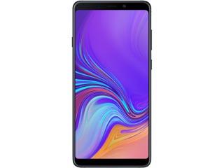 Samsung Galaxy A9 128GB / 6GB Dual Sim - Caviar Black [SGA9DS128GBK] Εικόνα 1